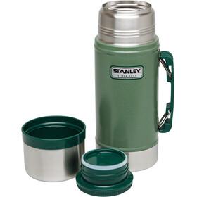 Stanley Classic - Recipientes para bebidas - 700ml Oliva/Plateado
